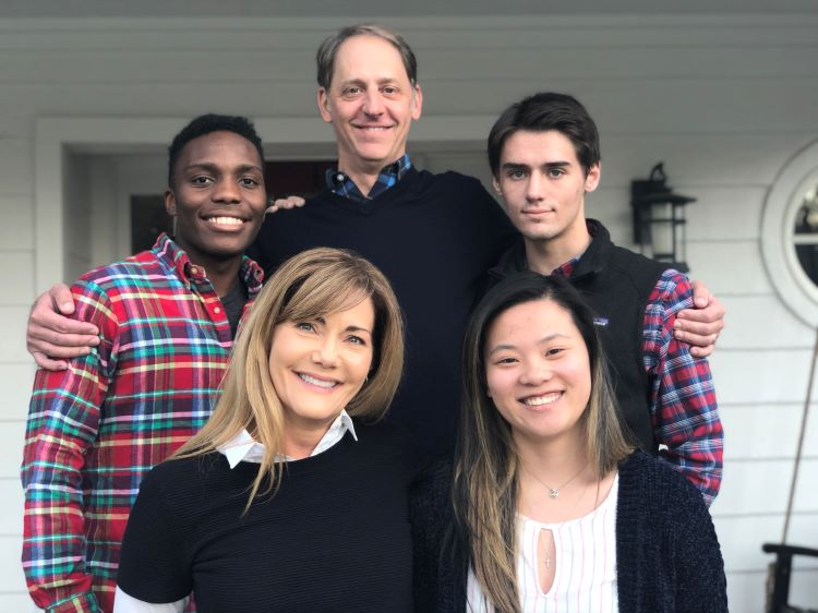 family photo for about us page